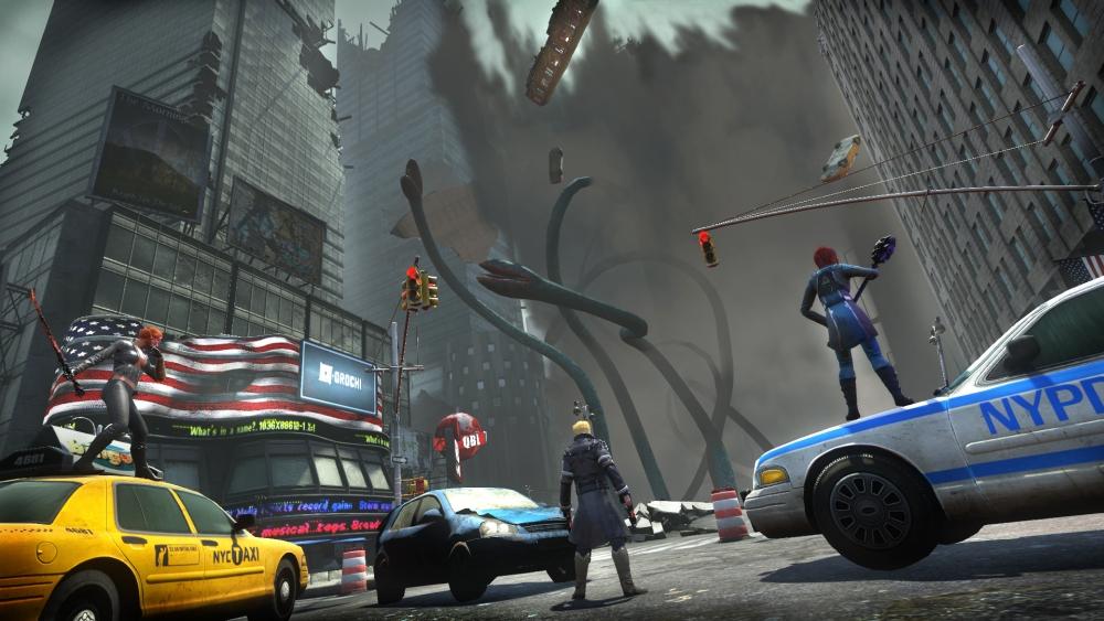 NYC raid preview