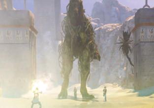 T-Rex znovu na scéně!