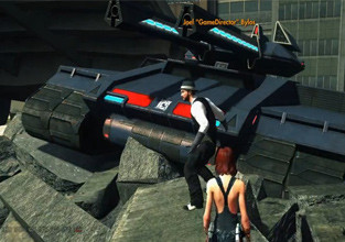 První in-game záběry z Tokia!