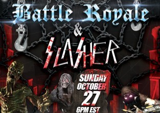Battle Royale & Slasher Halloween event